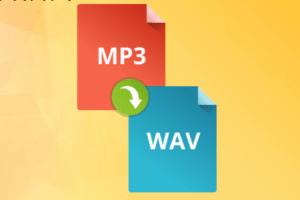 Utiliser Movavi Converter pour convertir un MP3 en WAV