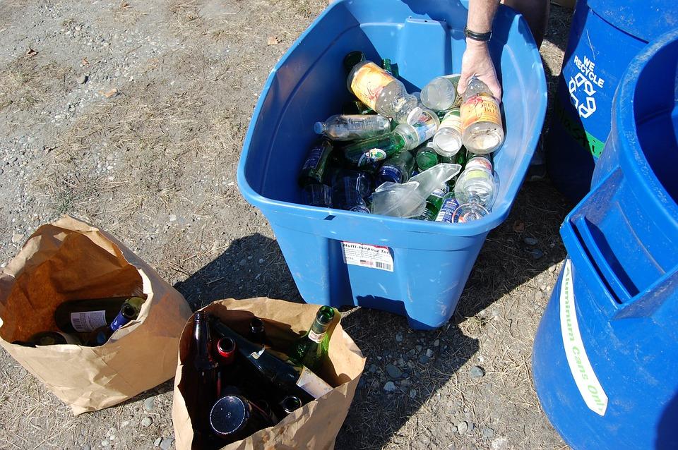tri et recyclage des déchets pour préserver la planète