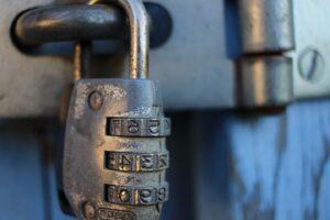 Code cadenas perdu : comment ouvrir un cadenas à chiffres facilement?