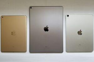 Les différents modèles d'iPad: sélection des meilleurs iPad du moment