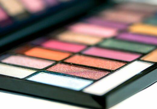 Foxy Eyes : palette de maquillage