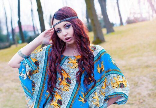 style hippie chic